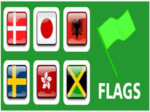 Eg Flags Memory game
