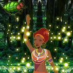 play Tribal Girl Forest Rescue
