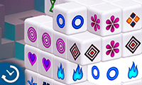 Mahjong Dimension: 470 Seconds game