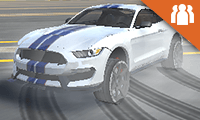 play Agame: Stunt Cars Multiplayer