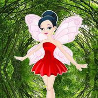 Butterfly Girl Forest Rescue game