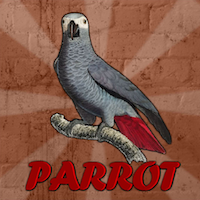 G2J Grey Parrot Rescue game