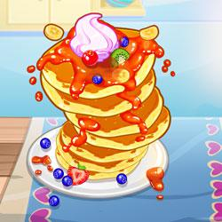 play Sweetest Pancake Challenge