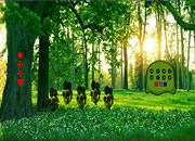 Green Tree Forest Escape game