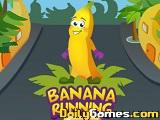 Banana Running game