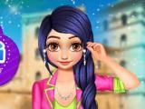 play Arabian Princess Visiting Home