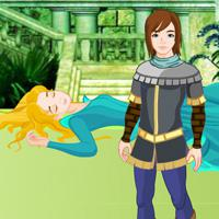 play Fantasy Sleeping Queen Escape