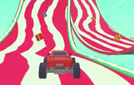3D Monster Truck: Icyroads game
