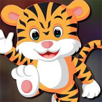 play Dancing Tiger Rescue