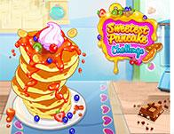 Sweetest Pancake Challenge game