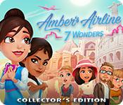 play Amber'S Airline: 7 Wonders Collector'S Edition