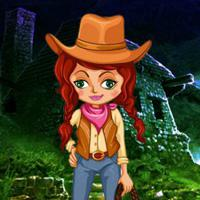 play Cowgirl Forest Rescue