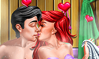 play Mermaid Sauna Flirting