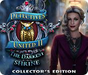 play Detectives United Ii: The Darkest Shrine Collector'S Edition