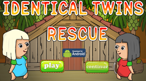 G2J Identical Twins Rescue game