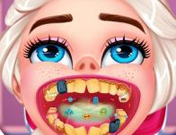 play Ice Princess Real Dentist Experience
