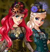 play Princess Steampunk