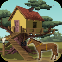play G4E Gelding Horse Escape