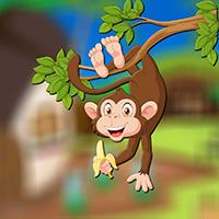 play Gentle Banana Monkey Rescue