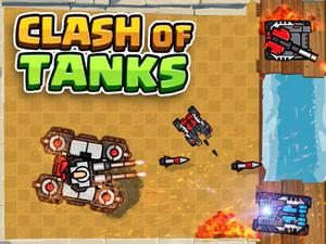 play Clash Of Tanks