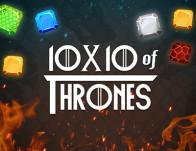 10X10 Of Thrones game