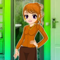 play Rescue Girl From Hostel Restroom