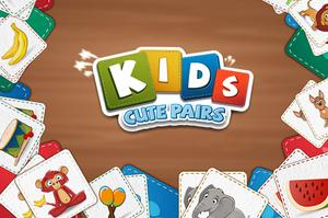 play Kids Cute Pairs