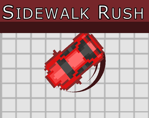 play Sidewalk Rush