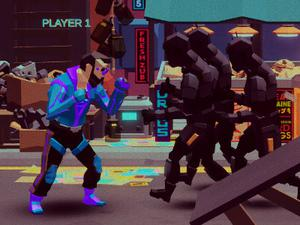 Cyber Rage: Retribution game