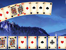 Crescent Solitaire 2 game