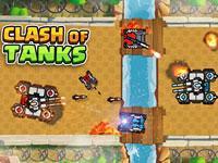 play Clash Of Tanks