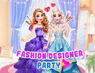 play Fashion Designer Party