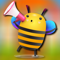 play Happy Honey Bee Escape