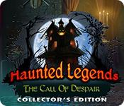play Haunted Legends: The Call Of Despair Collector'S Edition