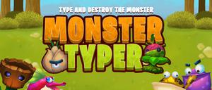 play Monster Typer