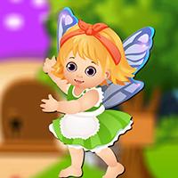 play Cute Fairy Girl Escape
