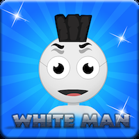 Games2Jolly White Man Rescue Escape game
