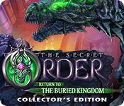 play The Secret Order: Return To The Buried Kingdom Collector'S Edition