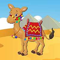 play Rescue Camel From Desert Forest