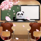 Escape Room: School With Sakura Blooming game