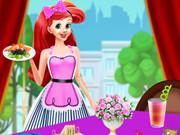 play Princess Ariel Breakfast Cooking 3
