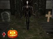 Slenderman Must Die: Abandoned Graveyard game