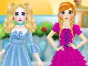 Princess Doll Fantasy game