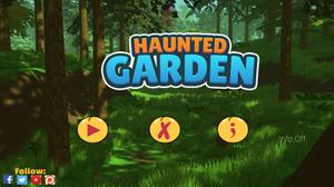Haunted Garden game