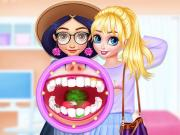 Princesses Wearing Braces game