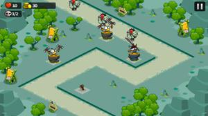 King Bird Tower Defense game
