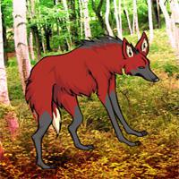 G2R Red Wolf Forest Escape