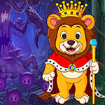 play Monarch Lion Rescue Game