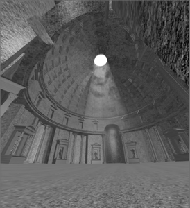 Piranesi Pantheon game
