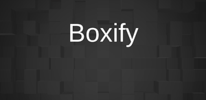 Boxify game